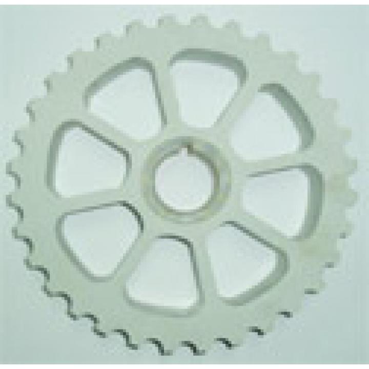 Колесо прижимное TOWNSEND  диаметр 210 mm ширина 30/48 mm