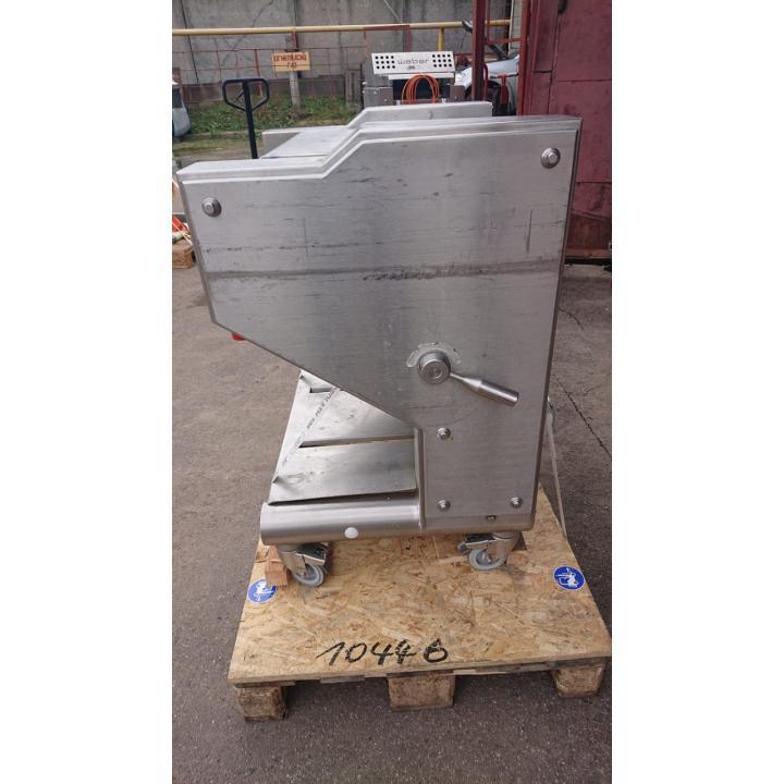 Машина для снятия пленки с кусков мяса Weber ASE 530