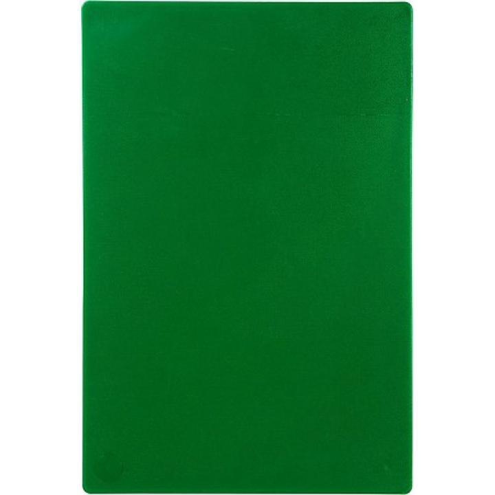 Доска разделочная 600х400х20 мм, зеленая