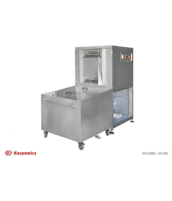 Льдогенератор Karpowicz WLK