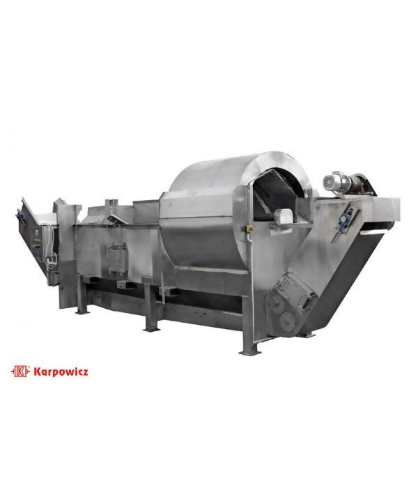 Промывочная и сепарирующая машина для овощей Karpowicz
