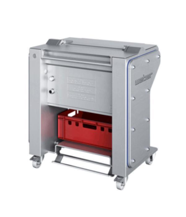 Машина для снятия пленки с кусков мяса AMS 533 TWIN