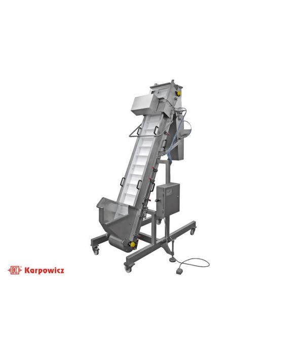 Конвейер транспортировки сырья вверх Karpowicz