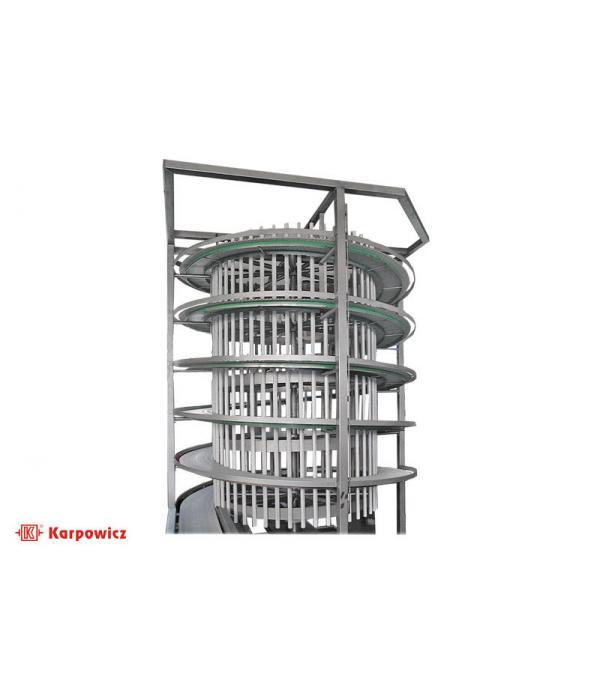 Спиральный конвейер Karpowicz
