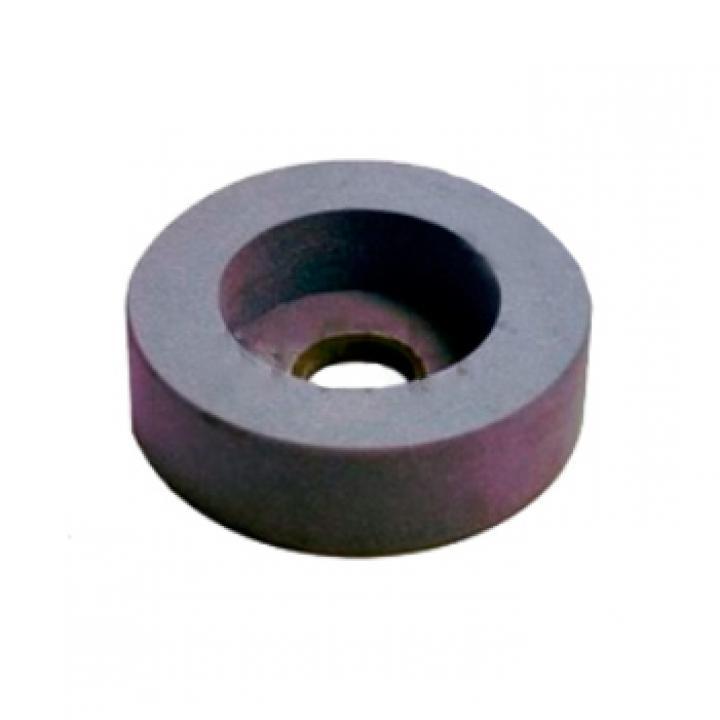 Заточной корундовый камень для заточного станка Knecht W300, 150х80х78 мм