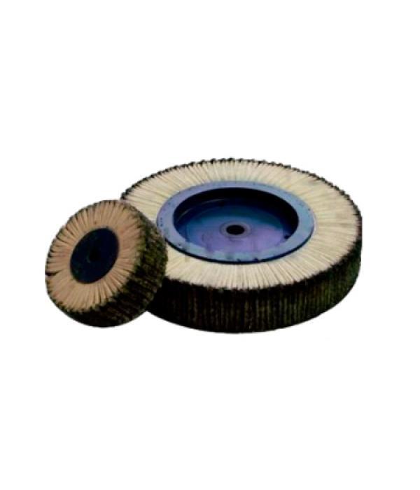 Лепестковый полировальный круг для заточного станка Knecht, 150х50х15 мм