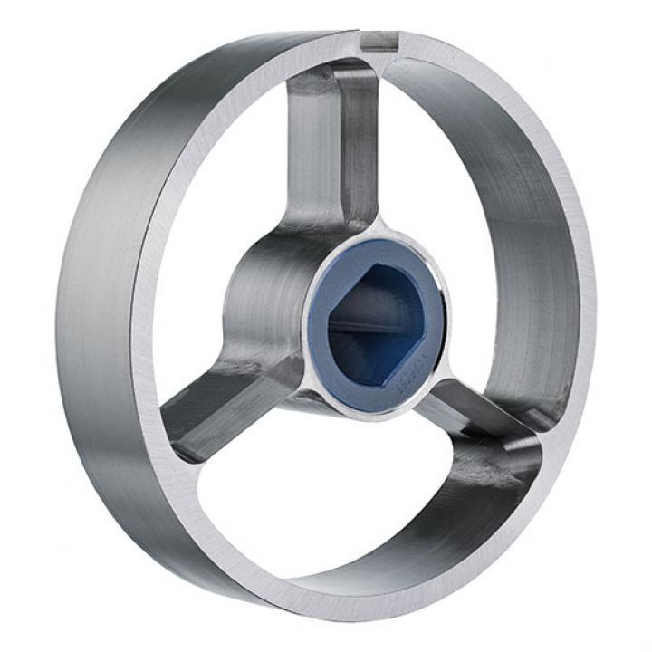 Кольцо опорное Unger Lumbeck&Wolter INOX / с пластиковым подшипником