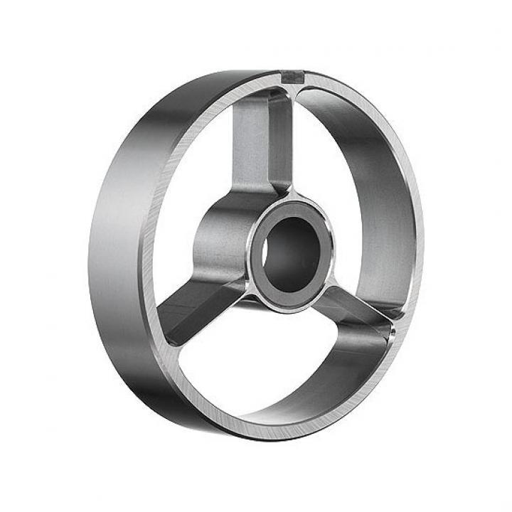 Кольцо опорное Unger Lumbeck&Wolter INOX / со стальным подшипником