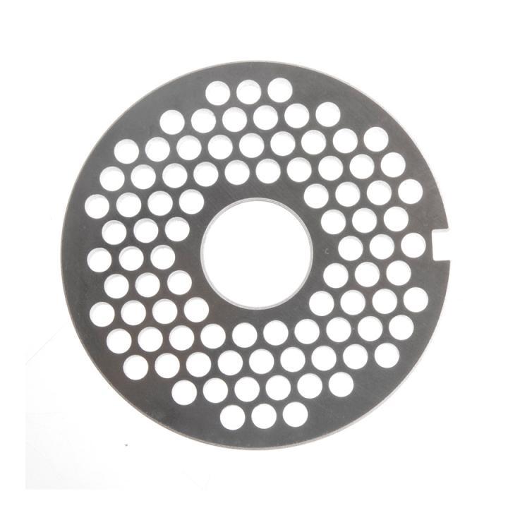 Решетка № 2 (Ø 5 мм) под бурт для мясорубок МИМ-300 / 300М / 350