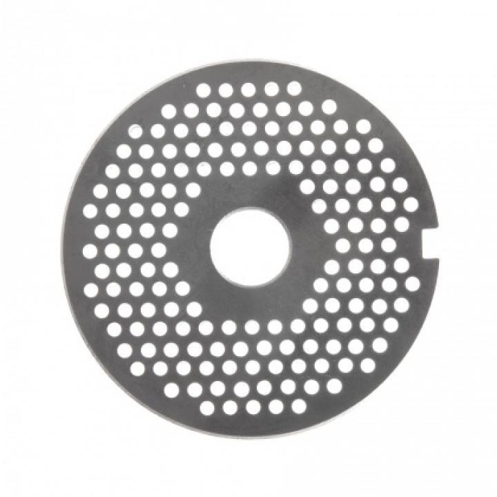 Решетка № 1 (Ø 3 мм) под бурт для мясорубок МИМ-600/ 600М