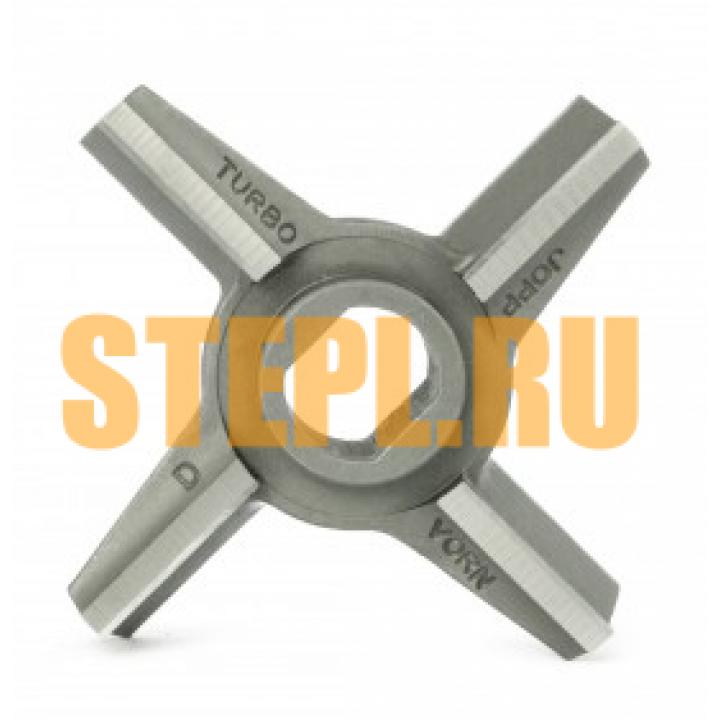 Нож Turbocut D114 крестовой двусторонний, Арт. 90073