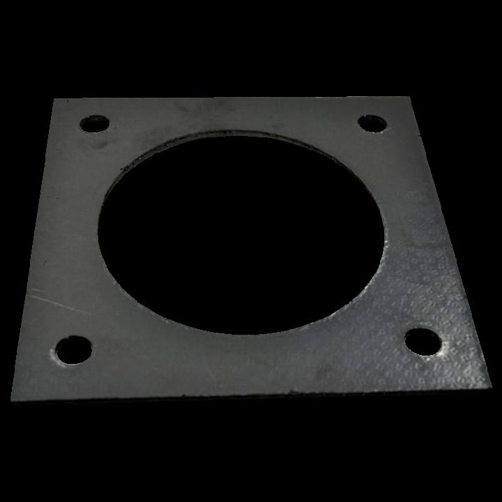 Прокладка передняя теплообменника 400-D237 для коптильной камеры Bastra