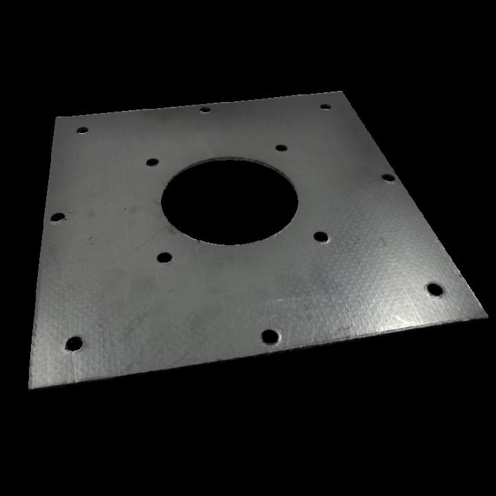 Прокладка задняя теплообменника 400-D238 для коптильной камеры Bastra