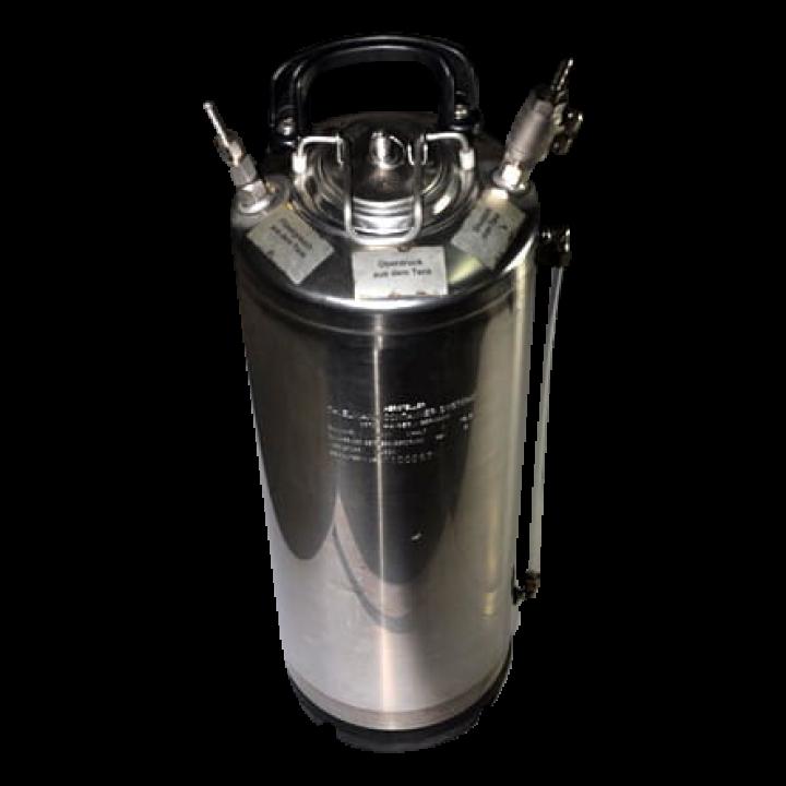 Резервуар для жидкого дыма 19,5 л 400-D268 для коптильной камеры Bastra