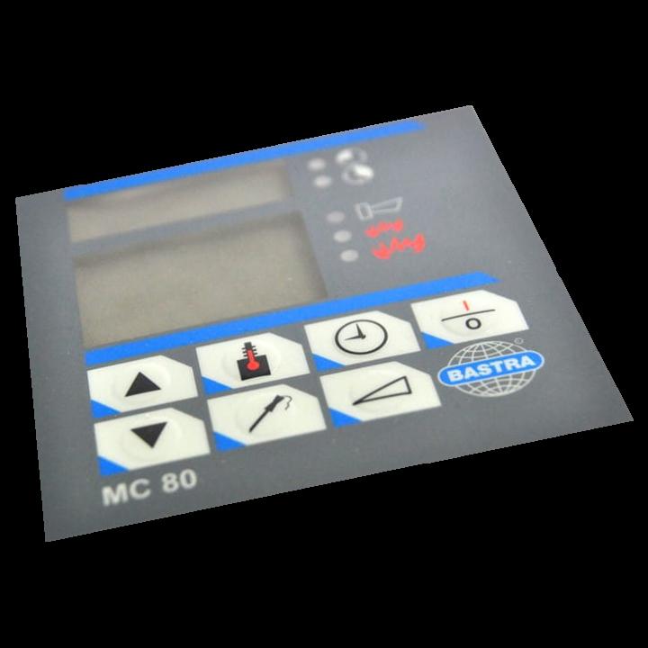 Пленка контроллера MC 80 400-F157 для коптильной камеры Bastra