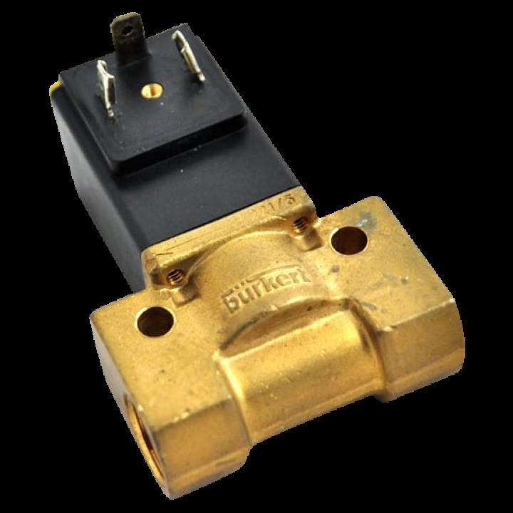 Магнитный клапан 0-2,5 в комплекте 400-M108 для коптильной камеры Bastra
