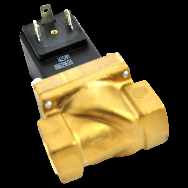 """Магнитный клапан 1/2"""" 400-M116.1 для коптильной камеры Bastra"""