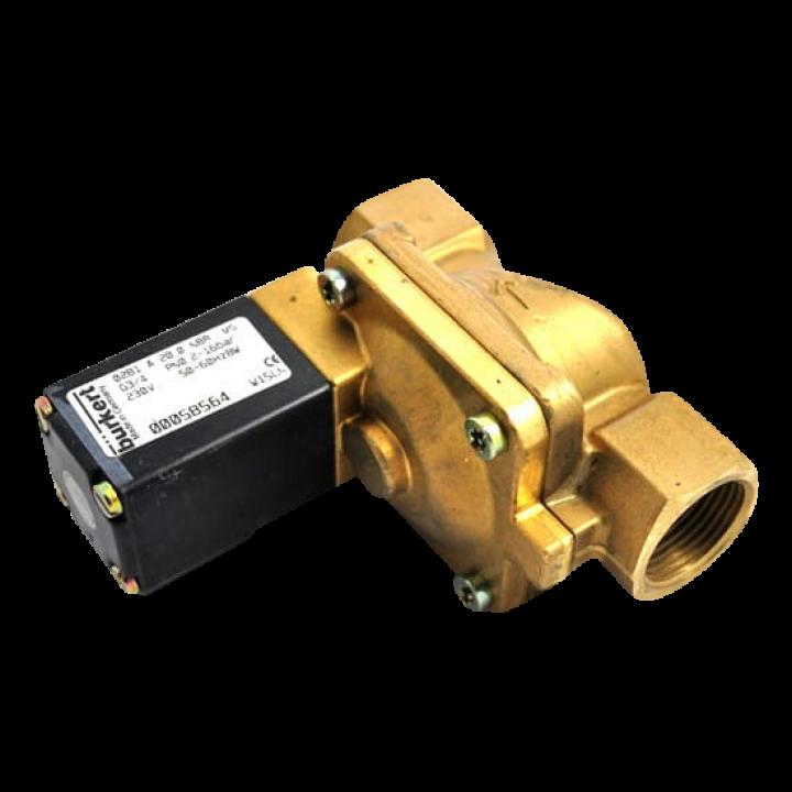 """Магнитный клапан 3/4"""" 400-M116.1 для коптильной камеры Bastra"""