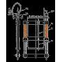 Пружина колонны для инъекторов NK Karpowicz