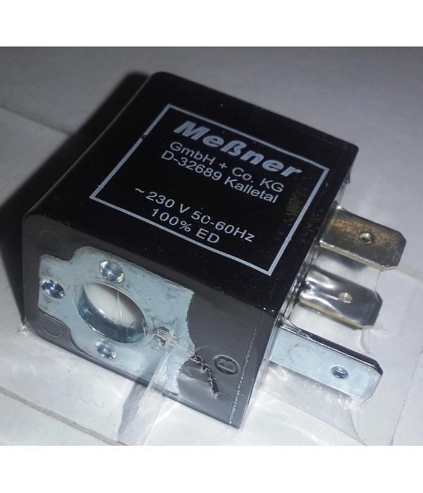 Двухклапанная катушка 1900539 для упаковщика Komet TopVac