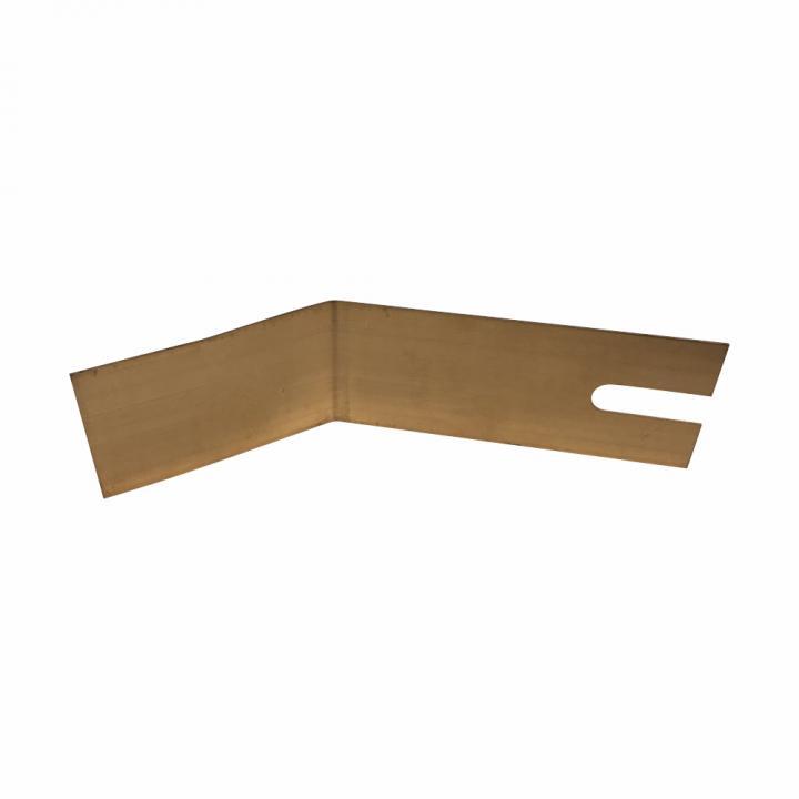 Пластина для очистителя шкива / латунная вставка для пилы КТ-400