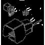 Педаль для мясорубок KT LM 22A / 32A / 42A / 82A / 98A / 130A