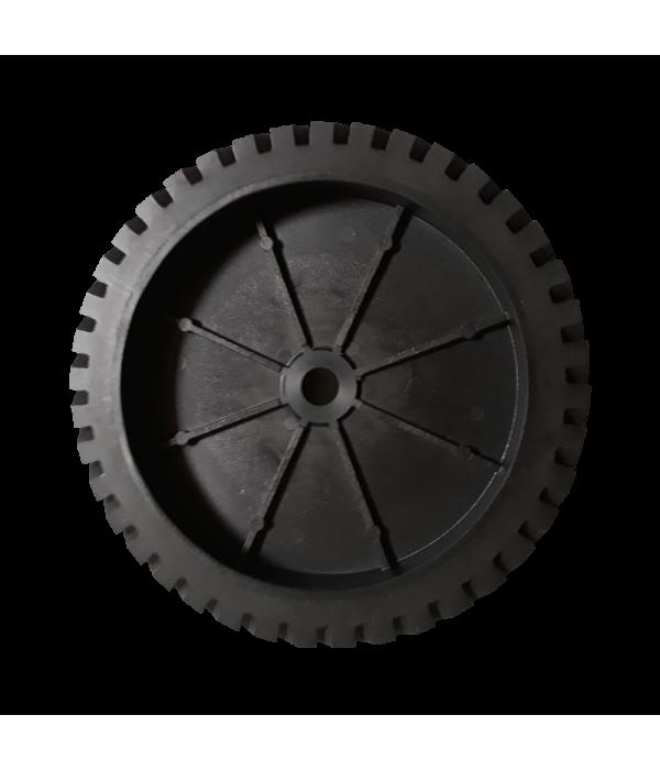 Колесо ведущее резиновое 630230420  для точильного станка MNS 630 Mado
