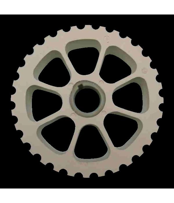 Колесо прижимное 910-105 для шкуросъемок Maja