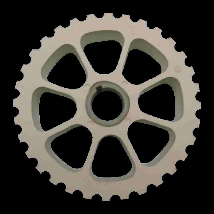 Колесо прижимное 910-107 для шкуросъемок Maja