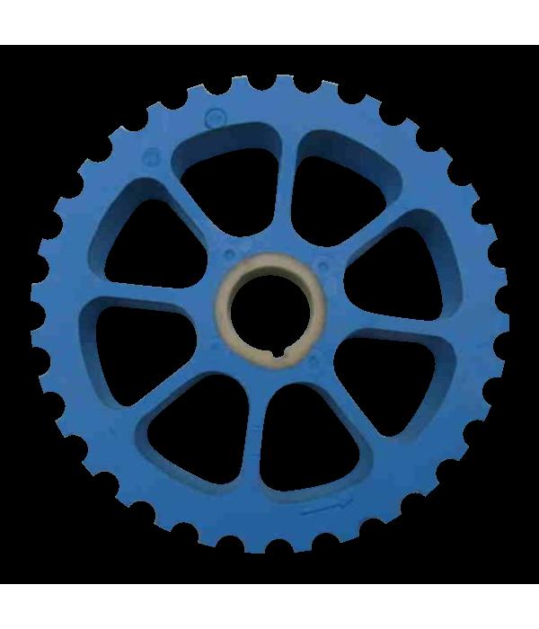 Колесо прижимное 910-106-001 для шкуросъемок Maja
