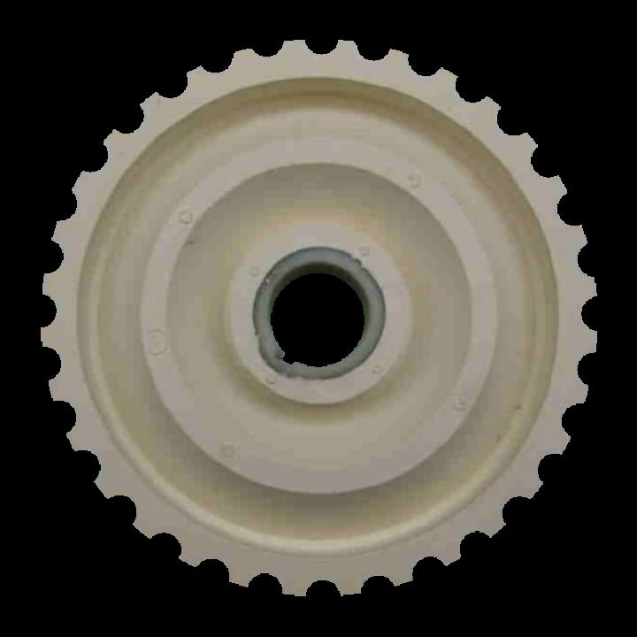 Колесо прижимное 910-129 для шкуросъемок Maja