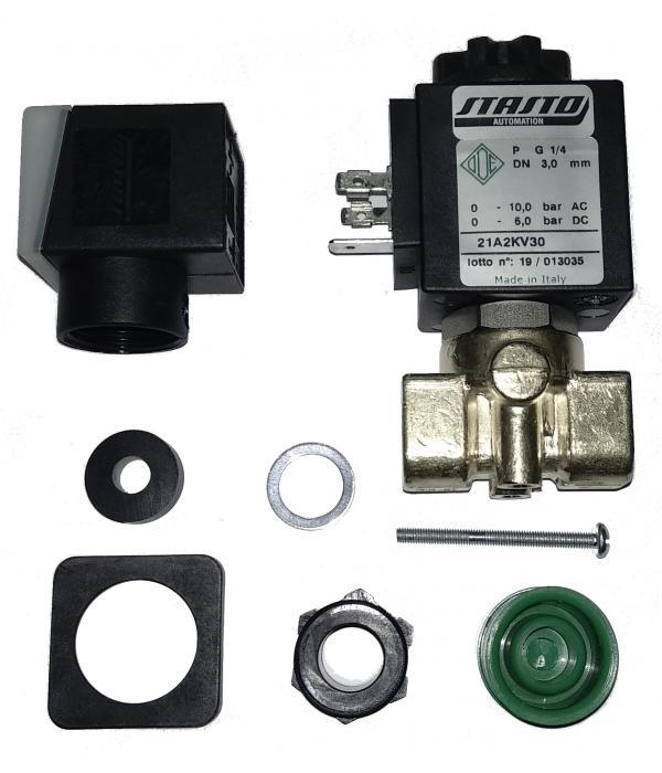 Вентиль электромагнитный Mauting 430-000011