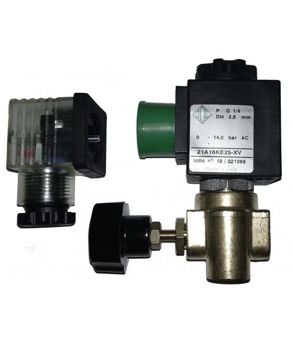 Вентиль электромагнитный Mauting 430-000158