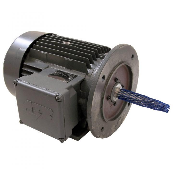 Двигатель главного насоса F29035 для инъектора Ruhle IR 56
