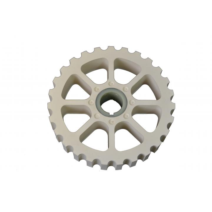 Колесо прижимное Nock, d=185/33 мм, h=36 мм