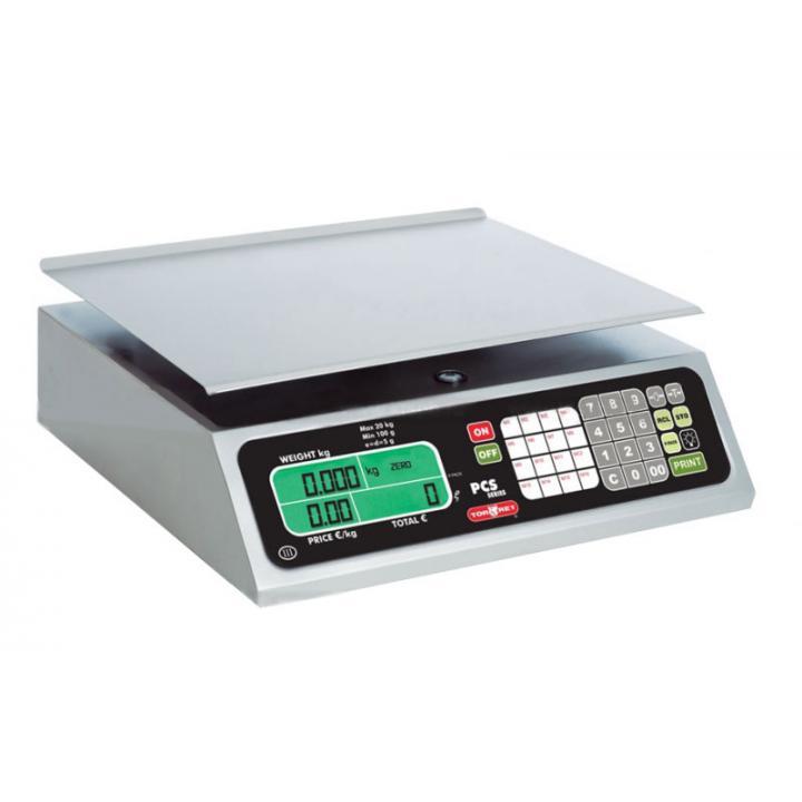 Торговые весы модель LPC-20